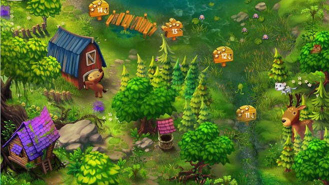 Cubis Kingdoms Collector's Edition Screenshot 4