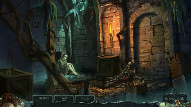 Curse at Twilight: Thief of Souls Collector's Edition Screenshot 2