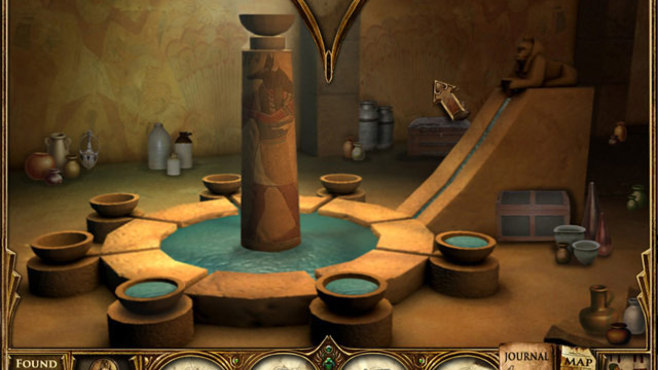 Curse of the Pharaoh Screenshot 1