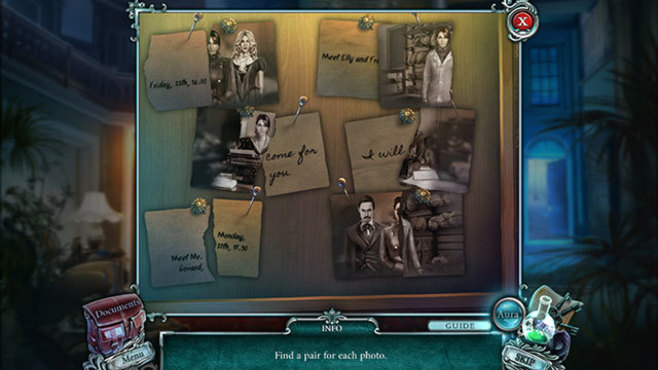 Cursed Cases: Murder at the Maybard Estate Collector's Edition Screenshot 2