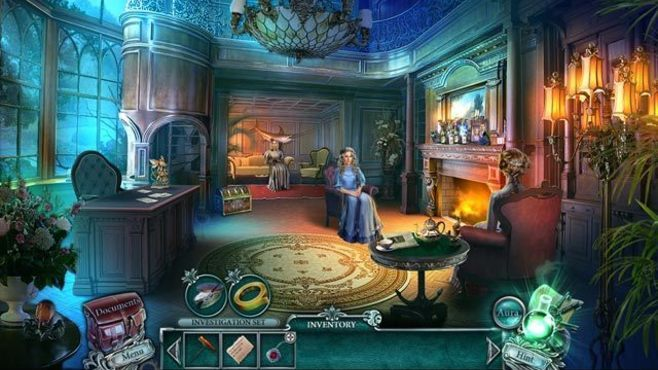 Cursed Cases: Murder at the Maybard Estate Collector's Edition Screenshot 3