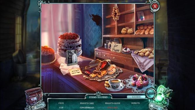 Cursed Cases: Murder at the Maybard Estate Collector's Edition Screenshot 5