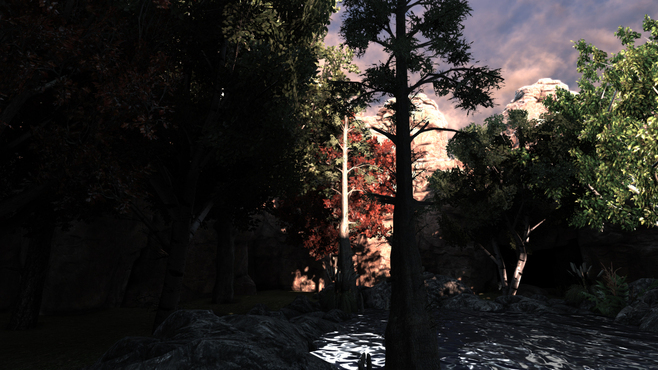 Cypress Inheritance: The Beginning Screenshot 4