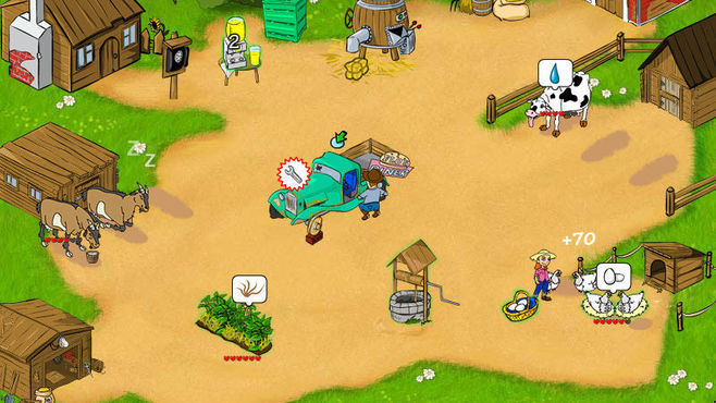 Dairy Dash Screenshot 1