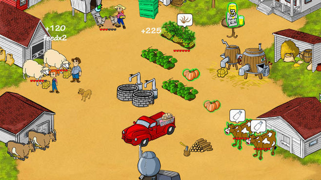 Dairy Dash Screenshot 3