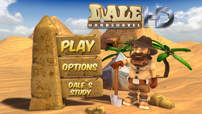 Dale Hardshovel HD Screenshot 6