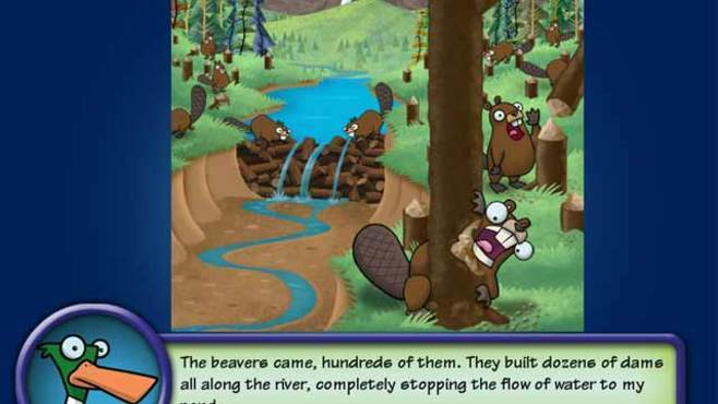 Dam Beavers Screenshot 2