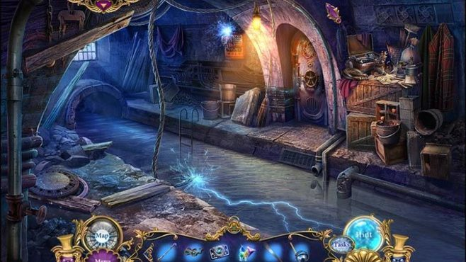 Dangerous Games: Illusionist Collector's Edition Screenshot 2