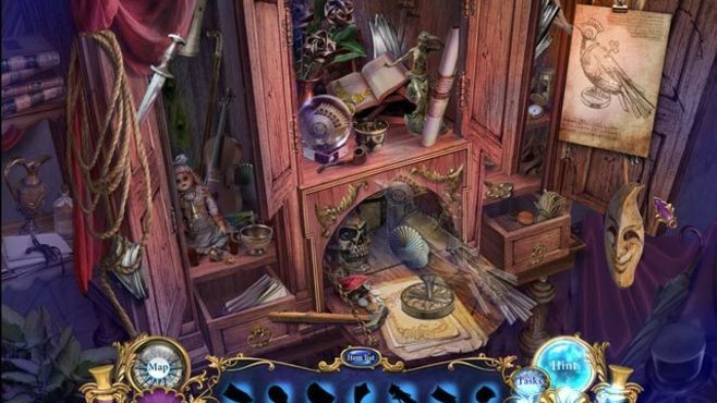 Dangerous Games: Illusionist Screenshot 1