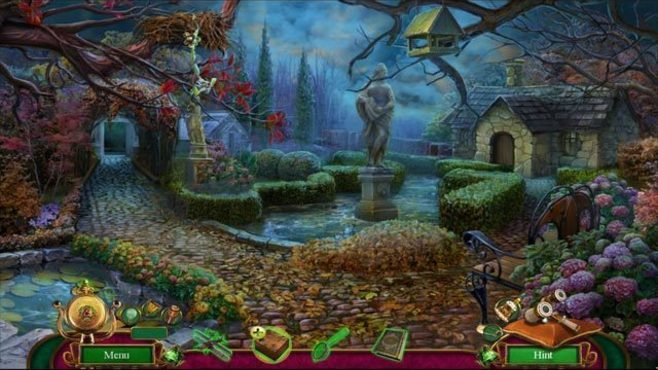 Danse Macabre: Lethal Letters Collector's Edition Screenshot 1