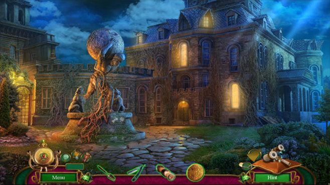 Danse Macabre: Lethal Letters Collector's Edition Screenshot 5