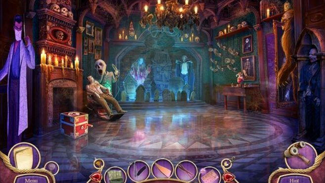 Danse Macabre: Ominous Obsession Collector's Edition Screenshot 6