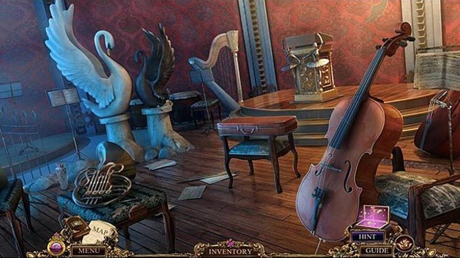 Danse Macabre: The Last Adagio Collector's Edition Screenshot 5