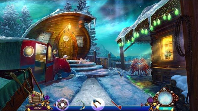 Danse Macabre: Thin Ice Screenshot 2
