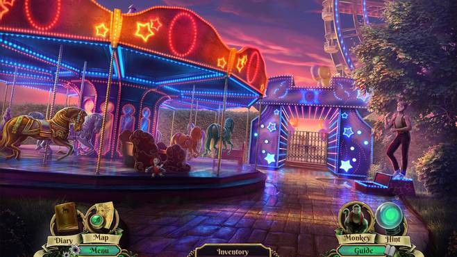Dark Arcana: The Carnival Collector's Edition Screenshot 1