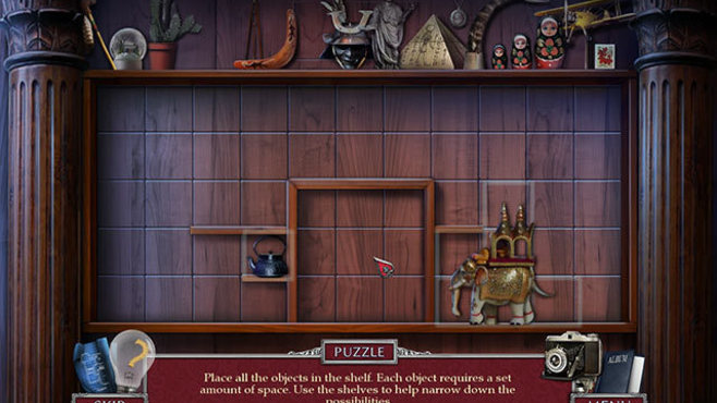 Dark Canvas: A Murder Exposed Collector's Edition Screenshot 3