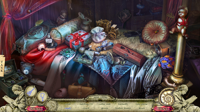 Dark Cases: The Blood Ruby Collector's Edition Screenshot 1