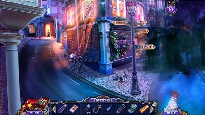 Dark Dimensions: Shadow Pirouette Collector's Edition Screenshot 1