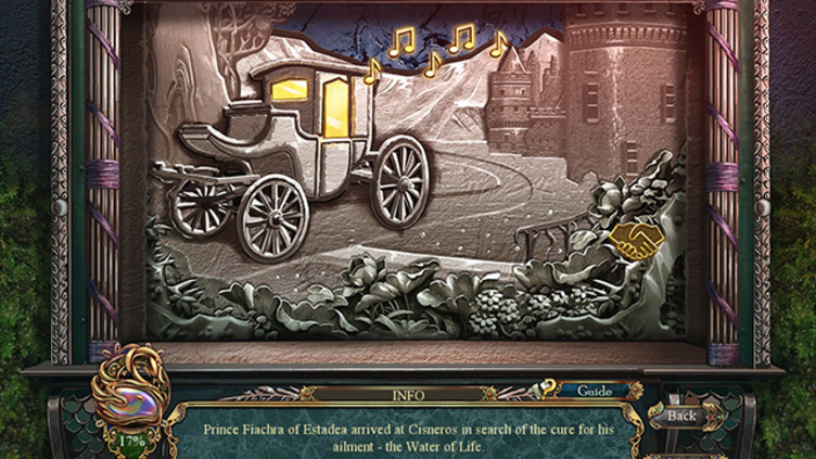 Dark Parables: Portrait of the Stained Princess Collector's Edition Screenshot 2