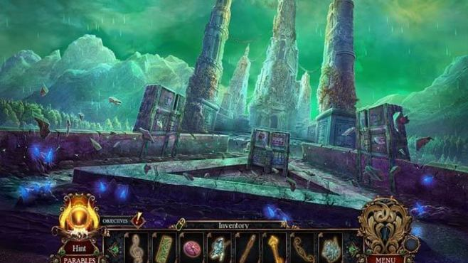 Dark Parables: Requiem for the Forgotten Shadow Collector's Edition Screenshot 2