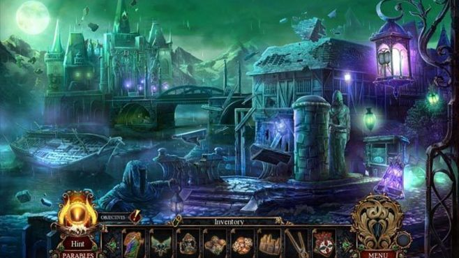 Dark Parables: Requiem for the Forgotten Shadow Collector's Edition Screenshot 1