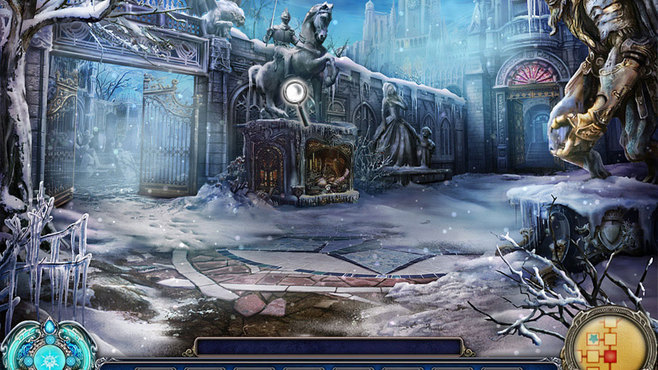 Dark Parables: Rise of the Snow Queen Collector's Edition Screenshot 2