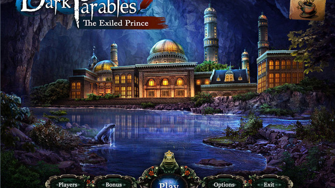 Dark Parables: The Exiled Prince Collector's Edition Screenshot 2