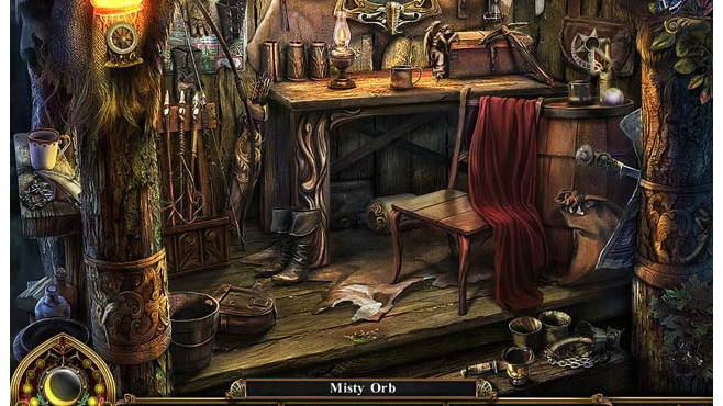 Dark Parables: The Red Riding Hood Sisters Screenshot 1