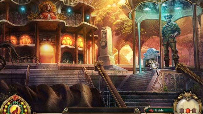 Dark Parables: The Red Riding Hood Sisters Collector's Edition Screenshot 1