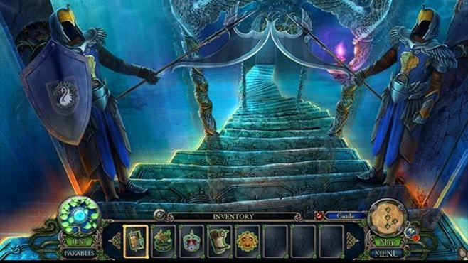 Dark Parables: The Swan Princess and The Dire Tree Collector's Edition Screenshot 5