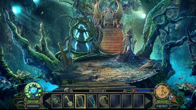 Dark Parables: The Swan Princess and The Dire Tree Collector's Edition Screenshot 6