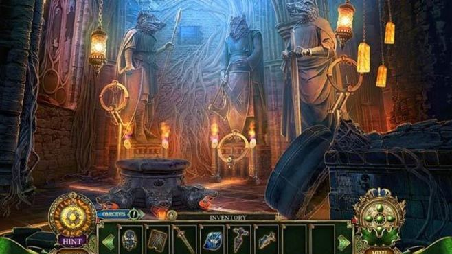 Dark Parables: The Thief and the Tinderbox Collector's Edition Screenshot 1