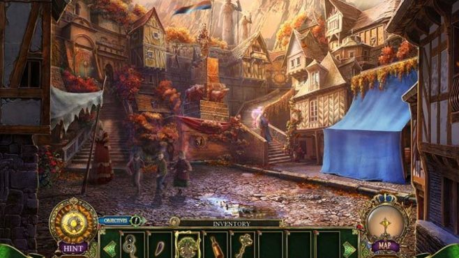 Dark Parables: The Thief and the Tinderbox Collector's Edition Screenshot 2