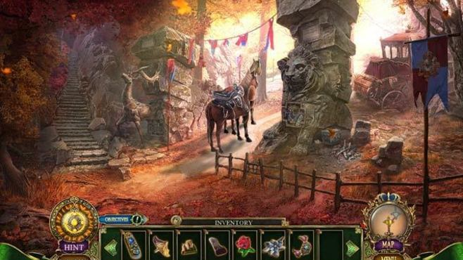 Dark Parables: The Thief and the Tinderbox Collector's Edition Screenshot 5