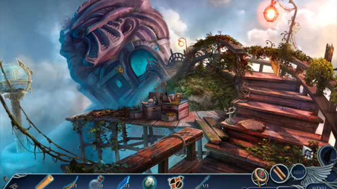 Dark Realm: Lord of the Winds Collector's Edition Screenshot 3