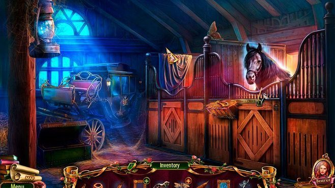 Dark Romance: Heart of the Beast Collector's Edition Screenshot 1