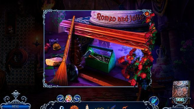 Dark Romance: Romeo and Juliet Collector's Edition Screenshot 1
