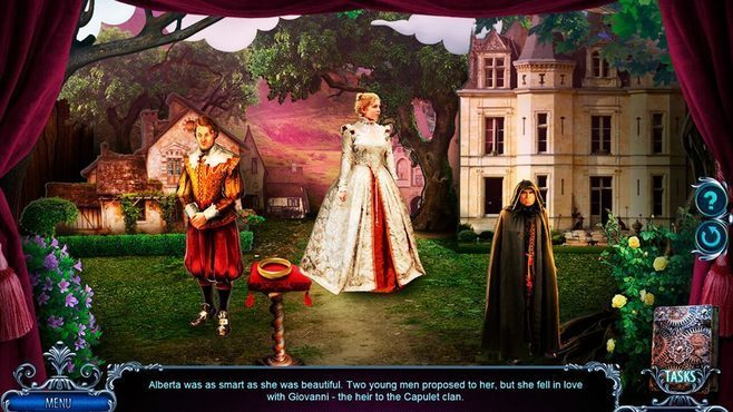 Dark Romance: Romeo and Juliet Collector's Edition Screenshot 2
