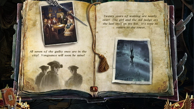 Dark Strokes: Sins of the Fathers Screenshot 2