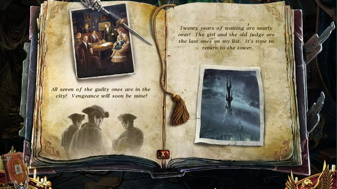 Dark Strokes: Sins of the Fathers Collector's Edition Screenshot 1
