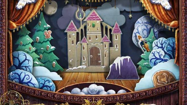 Dark Strokes: The Legend of the Snow Kingdom Collector's Edition Screenshot 5
