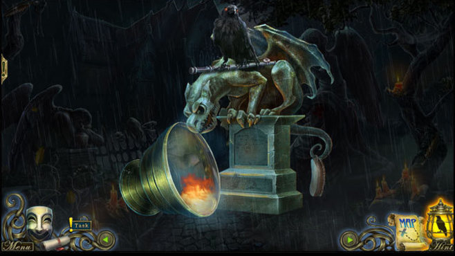Dark Tales: Edgar Allan Poe's Lenore Collector's Edition Screenshot 3