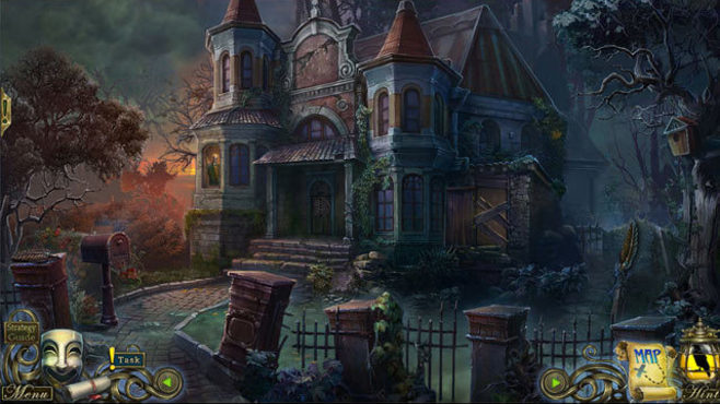 Dark Tales: Edgar Allan Poe's Lenore Collector's Edition Screenshot 1