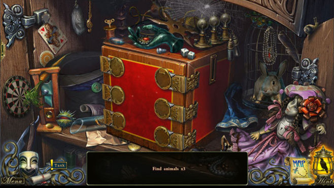 Dark Tales: Edgar Allan Poe's Lenore Collector's Edition Screenshot 5