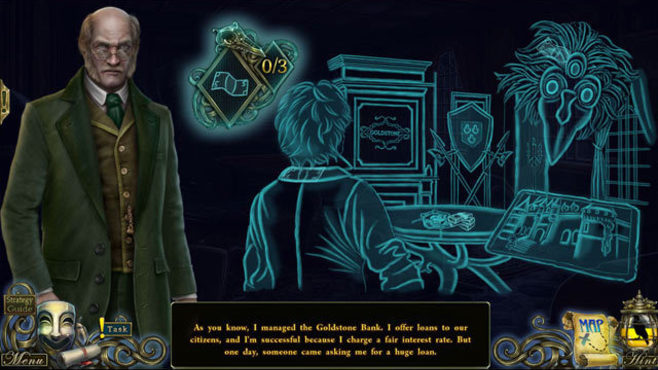 Dark Tales: Edgar Allan Poe's Lenore Screenshot 1