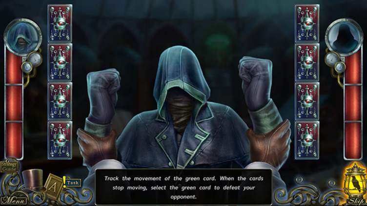 Dark Tales: Edgar Allan Poe's Speaking with the Dead Collector's Edition Screenshot 1