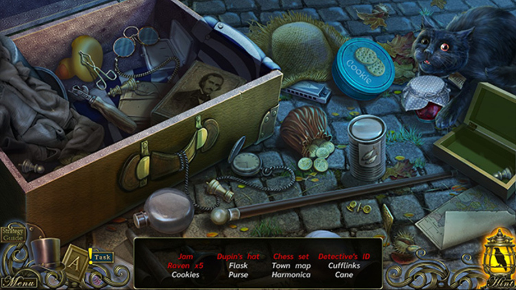 Dark Tales: Edgar Allan Poe's Speaking with the Dead Collector's Edition Screenshot 4