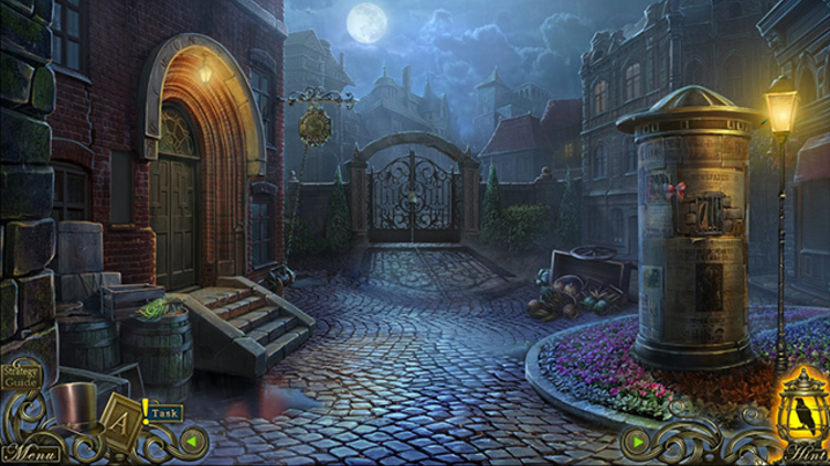 Dark Tales: Edgar Allan Poe's Speaking with the Dead Collector's Edition Screenshot 5
