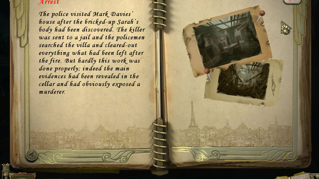 Dark Tales: Edgar Allan Poe's The Black Cat Collector's Edition Screenshot 3