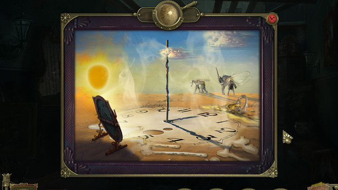 Dark Tales: Edgar Allan Poe's The Black Cat Collector's Edition Screenshot 5